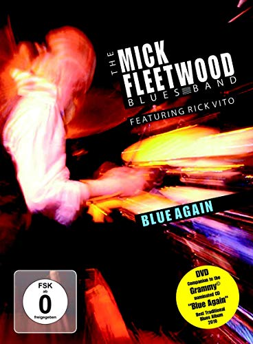 Mick Fleetwood Blues Band - Blue Again von FLEETWOOD,MICK BLUES BAND