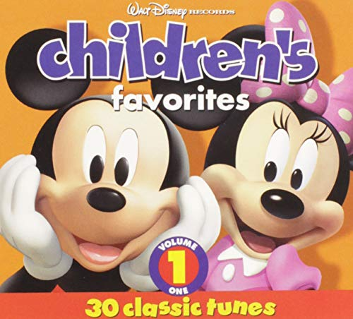 Vol.1-Children's Favorites von UNIVERSAL