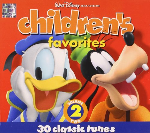 Vol.2-Children's Favorites von WALT DISNEY