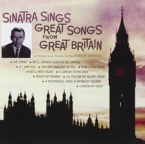 Great Songs from Great Britain von FRANK SINATRA ENTERP