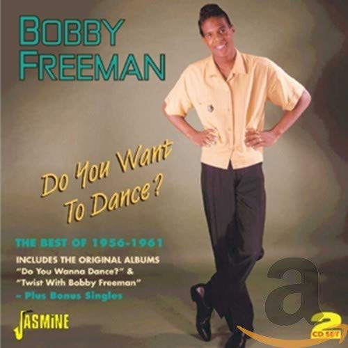 Do You Want to Dance von FREEMAN,BOBBY
