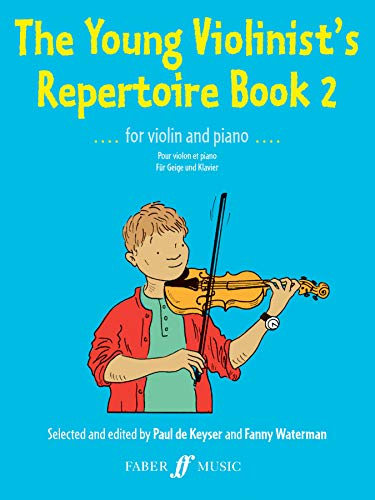 The Young Violinist's Repertoire, Bk 2: (Violin and Piano) (Faber Edition) von Faber Music