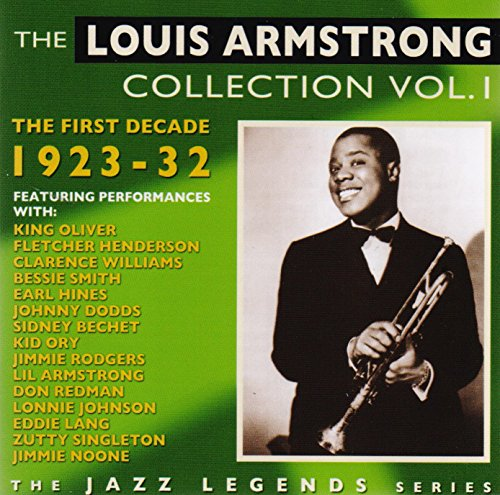 The Louis Armstrong Col.Vol.1: the First Decade von Fabulous / Trapeze Records (Membran)