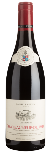 Châteauneuf-du-Pape Les Sinards - 2017 - Famille Perrin - Rotwein von Famille Perrin