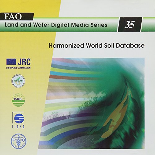 Harmonized World Soil Database: Fao/Iiasa/isric/isscas/jrc Version 1.0 von Fao