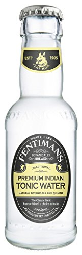 24 Flaschen Fentimans Traditional Tonic Water 24 x 200ml inkl. Pfand