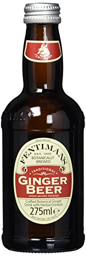 Fentimans Ginger Beer, 12er Pack (12 x 275 ml) von Fentimans