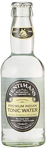 Fentimans Tonic Water, 12er Pack, EINWEG (12 x 200 ml) von Fentimans