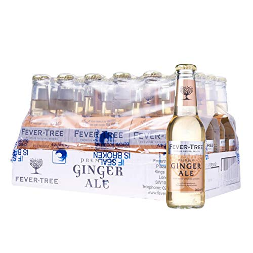 Fever Tree Ginger Ale 24 x 0,2 Liter von Fever Tree