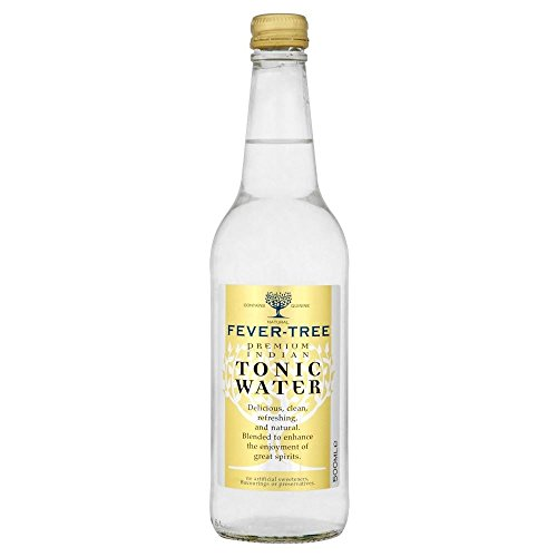 Fever Tree Indian Tonic Water (500 ml) - Packung mit 2 von Fever Tree