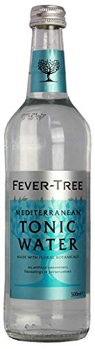 Fever-Tree Mediterranean Tonic Water 4 x 500ml von FEVER-TREE