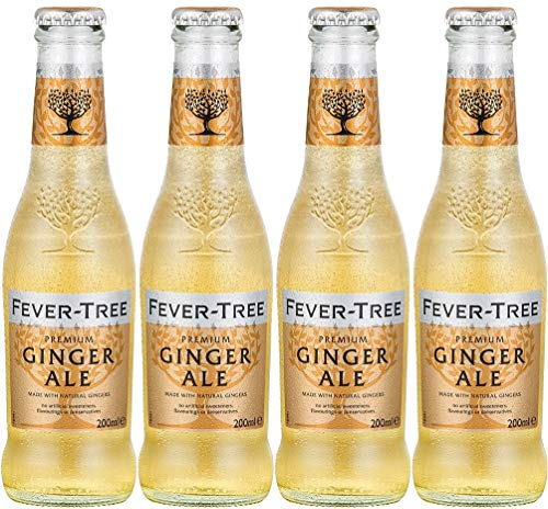 Fever Tree Ginger Ale 4 x 0,2 Liter von Fever Tree