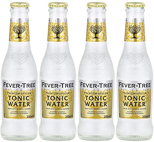 Fever Tree Tonic Water 1 x 4 x 0,2 Liter von Fever Tree