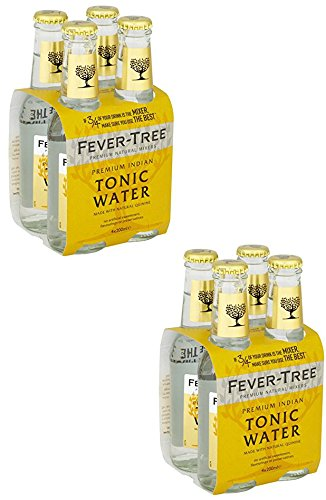 Fever Tree Tonic Water 2 x 4 x 0,2 Liter von Fever Tree