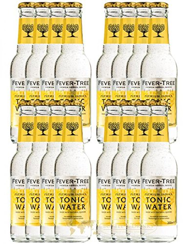 Fever Tree Tonic Water 4 x 4 x 0,2 Liter (16St.) von Fever Tree