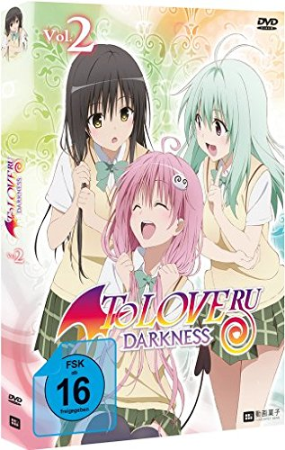 To Love Ru - Darkness - DVD 2 von Filmconfect Home Entertainment GmbH (AV Visionen)