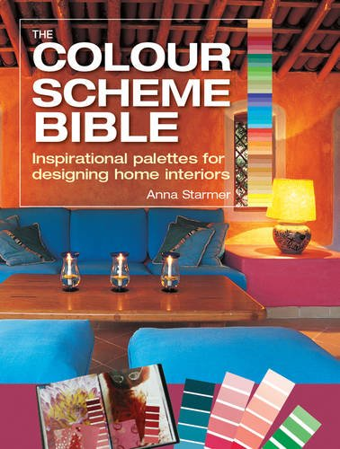 The Colour Scheme Bible: Inspirational Palettes for Designing Home Interiors von Firefly Books Ltd