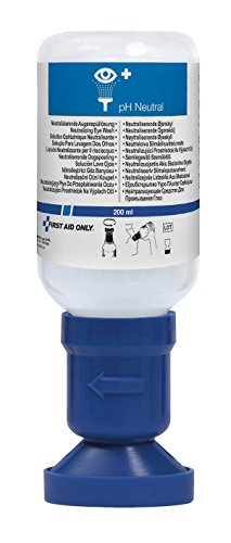 "First Aid Only P-44012 00 neutralisierende Augenspülflasche ""pH Neutral"" 200 ml von First Aid Only"