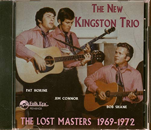 Lost Masters 1969-72 von Kingston Trio, The