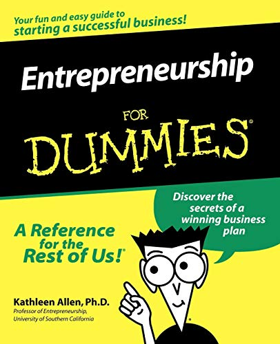 Entrepreneurship for Dummies von For Dummies