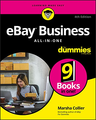 eBay Business All-in-One For Dummies (For Dummies (Business & Personal Finance)) von For Dummies