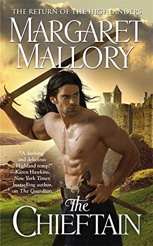 The Chieftain (The Return of the  Highlanders, Band 4) von Forever