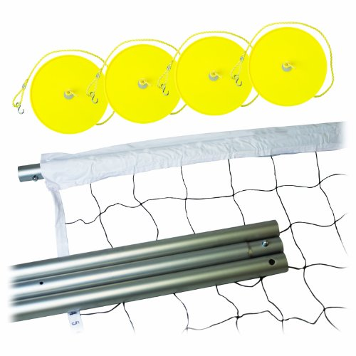 Franklin Sports Expert Stahl Volleyball Post und Net System von Franklin Sports
