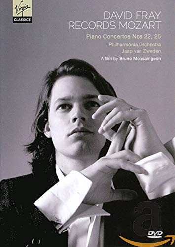David Fray Records Mozart von EMI Music Germany GmbH & Co.KG