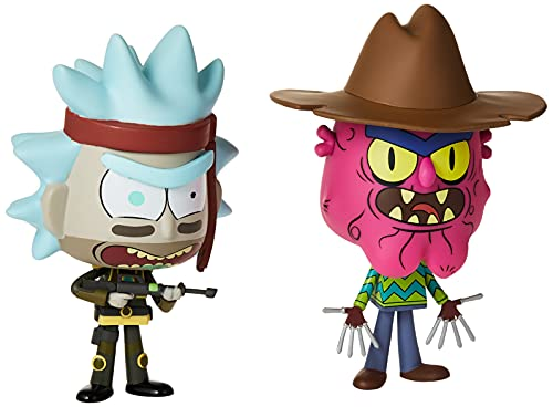 Rick and Morty Seal Team Rick and Scary Terry 2-Pack (VYNL) VYNL Standard von Rick and Morty