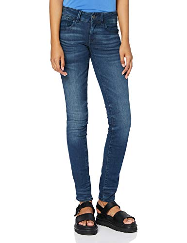 G-STAR RAW Damen Slim Leg Jeanshose, Blau, Gr. W29/32L von G-STAR RAW