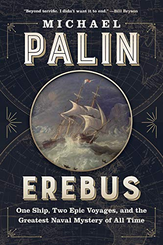 Erebus: One Ship, Two Epic Voyages, and the Greatest Naval Mystery of All Time von GREYSTONE BOOKS