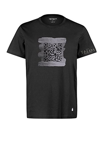 The Talos Principle T-Shirt QR Code, S von Gaya Entertainment