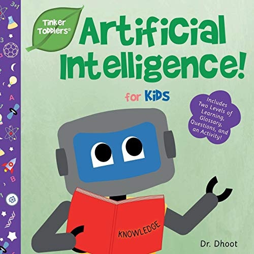 Artificial Intelligence for Babies & Toddlers (Tinker Toddlers) von GenBeam LLC