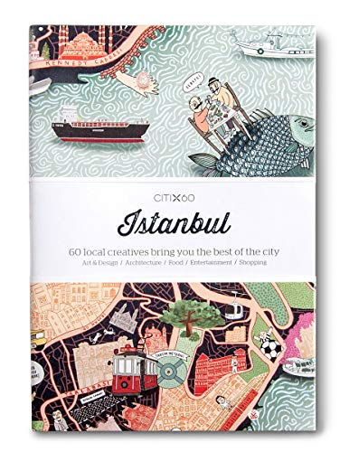 CITIx60 City Guides - Istanbul: 60 local creatives bring you the best of the city von Gingko Press GmbH