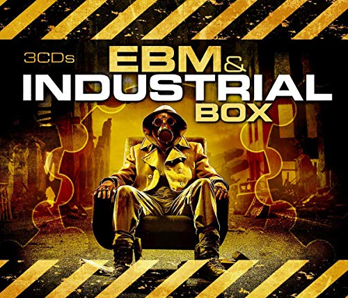 EBM & Industrial Box von Goldencore Records (Zyx)