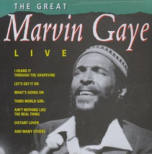 The Great Marvin Gaye Concert von Goldies (Cargo Records)