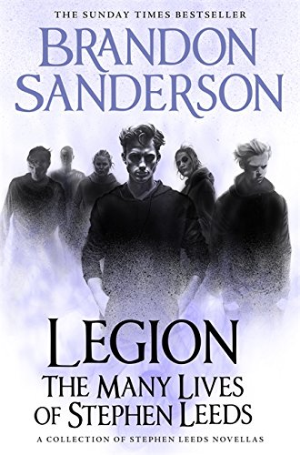 Legion: The Many Lives of Stephen Leeds: An omnibus collection of Legion, Legion: Skin Deep and Legion: Lies of the Beholder von Orion Publishing Co
