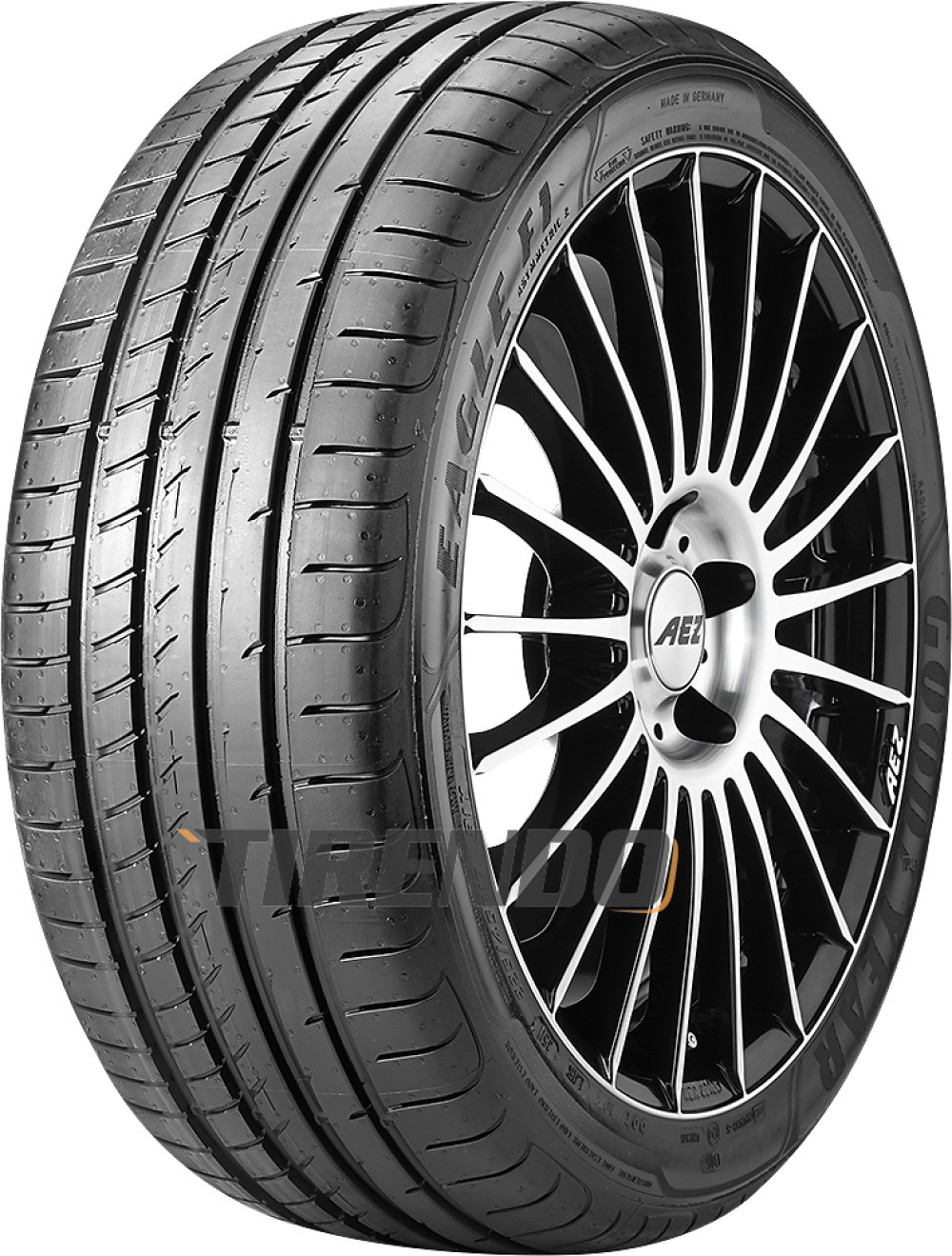 Goodyear Eagle F1 Asymmetric 2 ( 265/50 R19 110Y XL N1, SUV ) von Goodyear