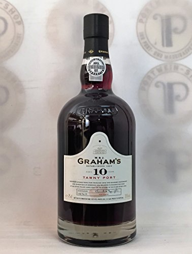 Grahams 10 Year Old Tawny Port 2011 75cl von Graham's