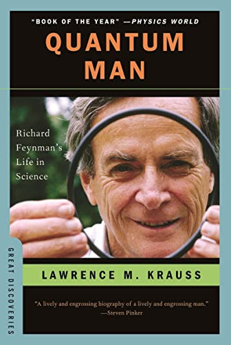 Quantum Man: Richard Feynman's Life in Science (Great Discoveries) von WW Norton & Co