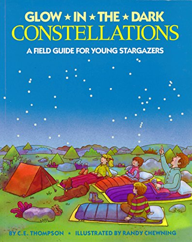 Glow-in-the-Dark Constellations: A Field Guide for Young Stargazers von Grosset & Dunlap