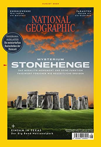 NATIONAL GEOGRAPHIC Deutschland von United Kiosk AG