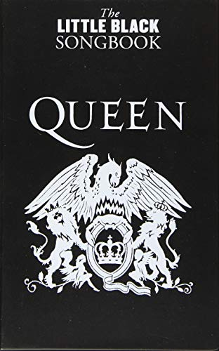 The Little Black Songbook: Queen: Songbook für Gitarre von HAL LEONARD