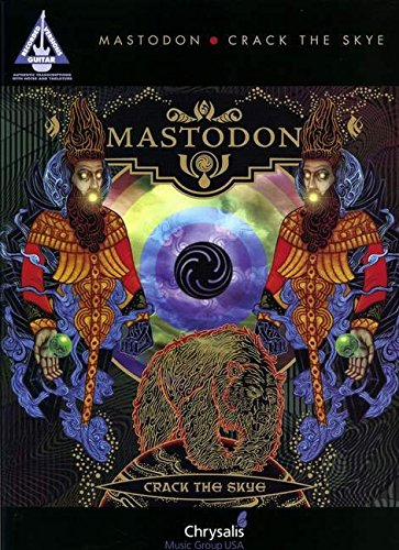 Crack The Skye: Songbook, CD, Grifftabelle (Guitar Recorded Versions) von Hal Leonard Publishing Corporation