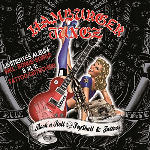 Rock'n Roll, Fußball & Tattoos (Ltd.Edition) von HAMBURGER JUNGZ