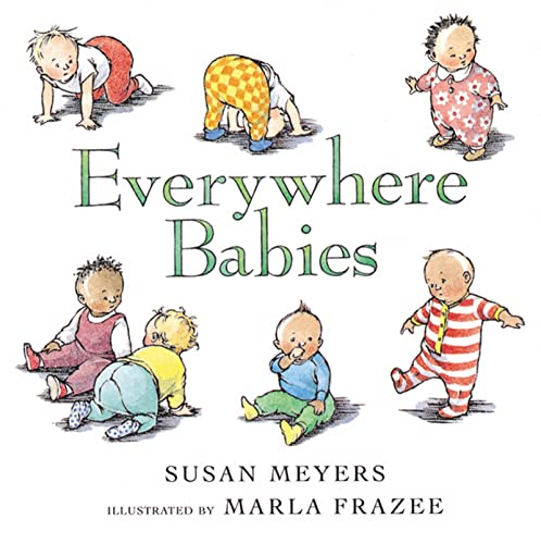 Everywhere Babies von HMH Books for Young Readers