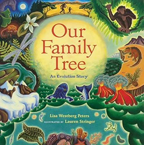 Our Family Tree: An Evolution Story von HMH Books for Young Readers