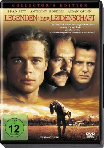Legenden der Leidenschaft [Collector's Edition] von HOPKINS ANTHONY, BRAD PITT