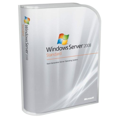 HP Microsoft Windows Server 2008 - Edition standard von HP