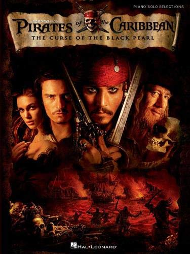 Pirates of the Caribbean: The Curse of the Black Pearl - Piano Solo Selections von Hal Leonard Verlag
